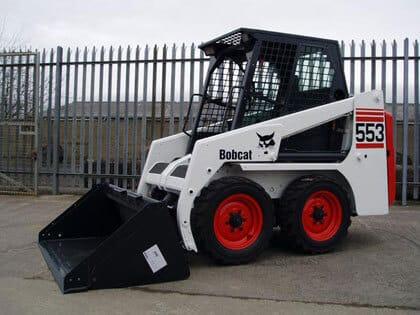 Bobcat-553